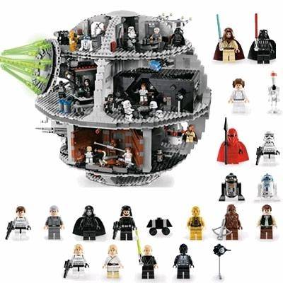 Lego Star Wars Death Star 10188 Toy