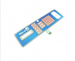 Wholesale membrane switches: Membrane Switch with Flat Keys