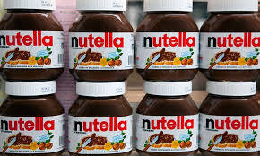 Wholesale candy: English / Arabic Writing Ferrero Nutella (All Sizes)