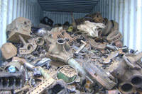 Sell cast iron scrap