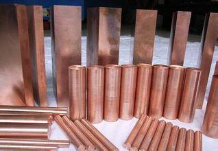 military accessories: Sell High thermal conductivity  free-cutting copper alloy rods