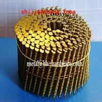 Sell coil nails with ISO9001:2008