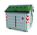 Sell Steel Containers for Waste Management