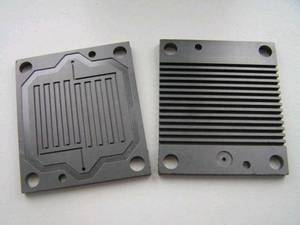 Wholesale fuel cell: Graphite Bipolar Plate for PEM Fuel Cell