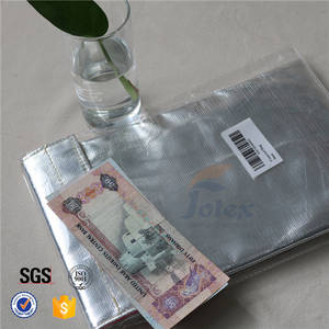 Wholesale document: Fire Resistant Cash Pouch Fireproof Document Bags