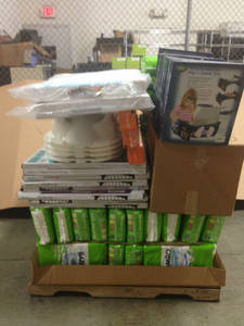 Wholesale snack: Baby Products Lot 2490