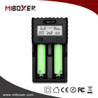 Smart Battery Charger for 18650, Li-ion Battery Charger