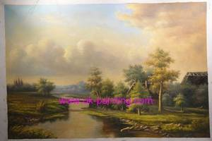 Wholesale oil painting: Oil Painting, Landscape Oil Painting, Classical Oil Painting