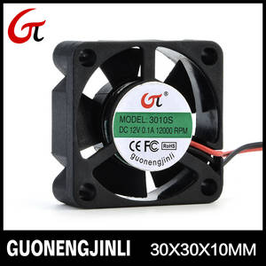 Wholesale cooling fan: Manufacture Selling 12v DC 3010 Cooling Fan Notebook Fan with Low Noise