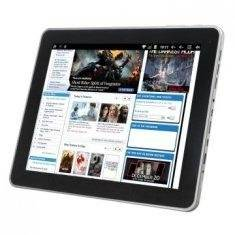 Wholesale android mid: Latest Android Version White, Black IPS Screen A10 1.2GHZ MID Tablet PC 9.7