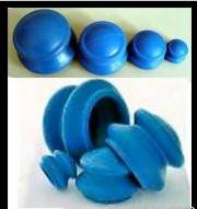 Rubber Cupping Jar 4 PCS Per Set