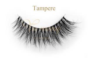 Wholesale False Eyelash: The High Quality Yumeng 3D Eyelashes Clear Band Lashes TD25