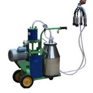 Wholesale v: Portable Milker Electric Milk Machine Cow & Goat Milking Machine 220V $799.00