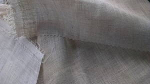 Wholesale natural light: Pure Linen Light Weight Nature Color Fabric