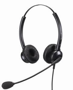 Wholesale Telephone Accessories: Mairdi Binaural Telephone Headset Call Center Headset