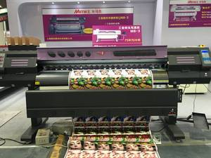 Wholesale region 3 philippines: Mimke 1440dpi 1.8m 4 Color Printing Machine DX5113 with CE/1.8m/1.6m