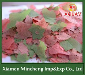 Wholesale frozen seaweed: Marine Fish Flake Fish Food