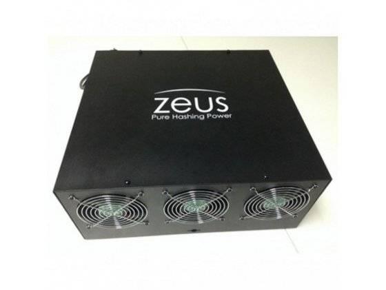 Sell ZeusMiner LIGHTNING X6 40-42Mh/S