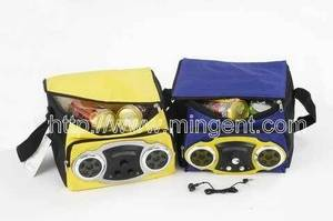 Wholesale b: MR-812B cooler bag radio
