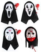 Sell Vivid Devil Mask Scream Halloween,Halloween Decoration+Halloween Products