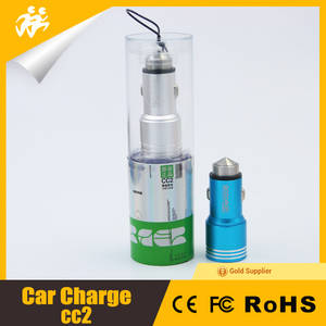 Wholesale usb car charger: Professional Wireless Metal USB Car Charger