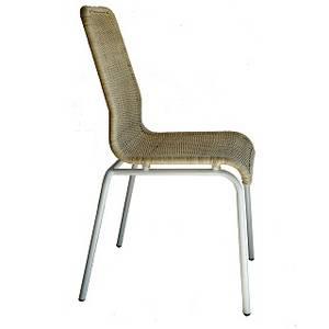 Wholesale cushions: Rattan Dinner Chair