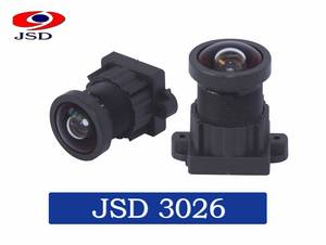Wholesale mobile dvr board: JSD3026 1/3 OV4689 F1.9 FOV 143 Degree CCTV Lens for Car DVR and Front Camera