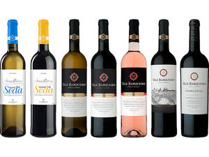 Wholesale logistics freight solutions: Wines From the Alentejo Portugal
