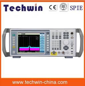 Wholesale emission test equipment: Low Phase Noise Techwin Spectrum Analyzer TW4900