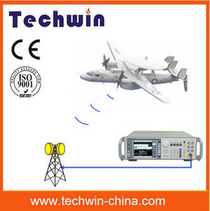 Wholesale radio communication: Techwin RF Signal Generators TW4100 Low Frequency  Microwave Measurement