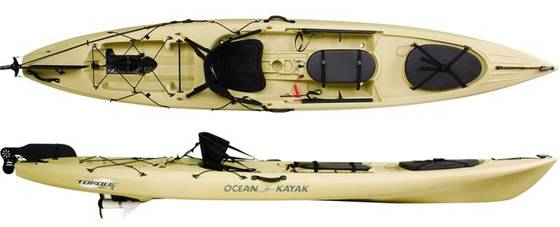 Ocean Kayak Torque Motorized Fishing Kayak - Mitra Kayak & Canoe