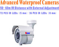 Advanced Waterproof Cameras,IR CAMERA,CCTV