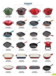 Wholesale Dutch Ovens & Casserole Dishes: Cast Iron Cookware