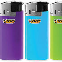 Wholesale Lighters & Smoking Accessories: Bic Lighters