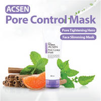 Tightening Pore Mask, Whitening Mask, Lifting Mask, Sebum Control Mask, Pore Control Mask