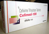 Cefixime and azithromycin tablets en