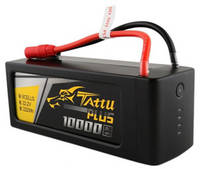 Original Gens ACE TATTU 10000mAh 6S 22.2V 25C Li-po Battery for RC Multicopter/Octocopter/DJI S800/S