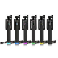 New Leather  Bags Cases Selfie Stick for  Camera Monopo