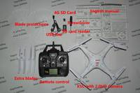 Syma X5C-1 (Upgrade Version Syma X5c ) Quadcopter Drone with Camera
