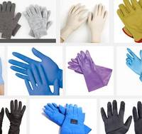 Sell nitrile,vinyl,latex and surgical gloves