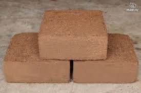 Wholesale coconut block: Coconut Peat Block