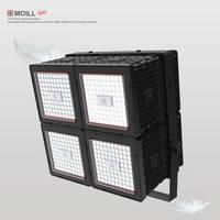 Ultralight and High Bay LED Flood Light - 600W, 800W