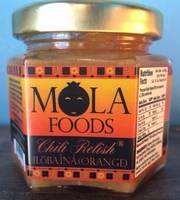 Chili Relish Ilobaina (Orange)