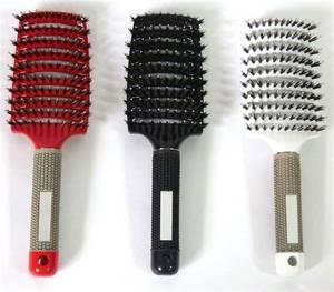 Wholesale Hairbrush: Bristle Hair Paddle Brush Hair Styling Tools