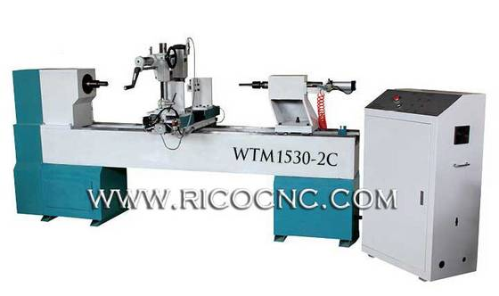 bedding sets: Sell 3 Axis CNC Wood Turn Broching Lathe Machine Wood Turning WTM1530-2C