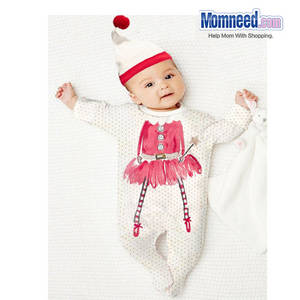 Wholesale clothing: Autumn Baby Clothes Original Long Sleeve One Piece Romper