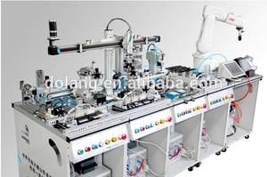Wholesale ar gun: Lab Educational FMS Simulate Teaching System Industrial Modular Manufacture System Trainer