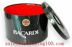 Wholesale Ice Buckets: Big Round Ice Bucket