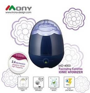 Wholesale water purifier: Aroma Diffuser Fascinating Camellias