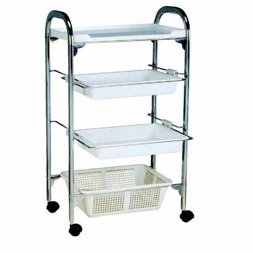 Hair salon trolley supplier salon furniture beauty for Salon trolley
